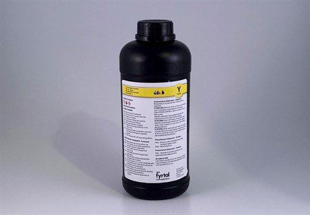 3sixty Yellow UV Ink 1 L