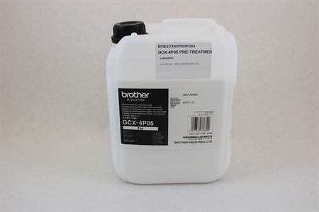 GCX-4P05 PRE-TREATMENT 5KG (GTX)